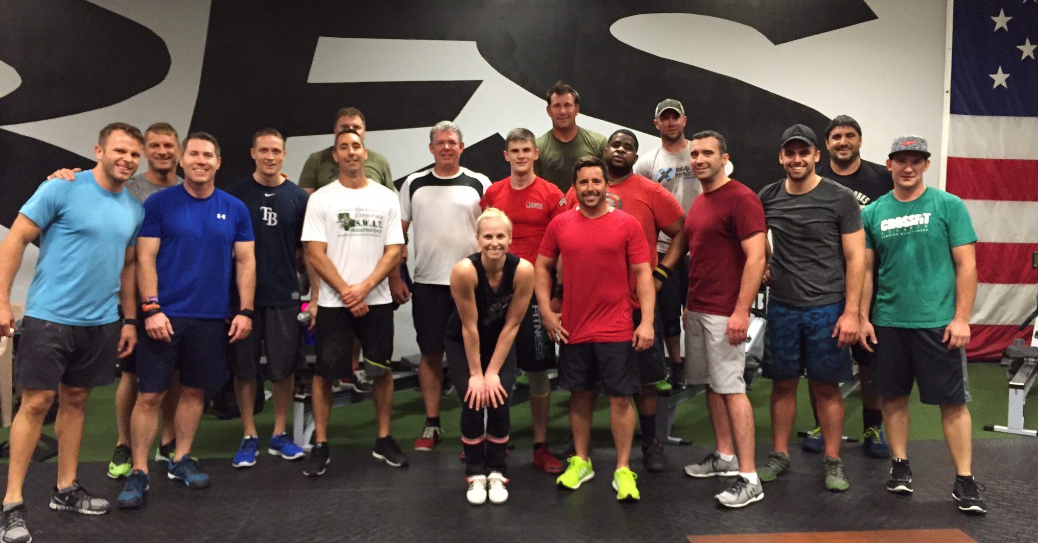 CrossFit Athletes Sarasota