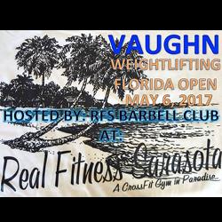 Vaughn Weightlifting Photo